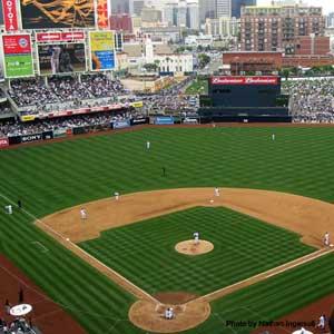 البيسبول ((Baseball القاعدة البيسبول